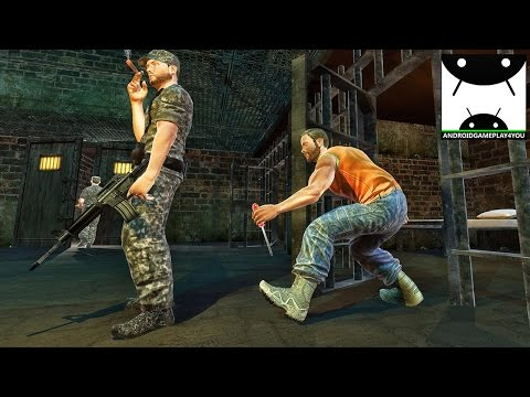 Survival Island - War Prisoner Android GamePlay Trailer (By Nation Games 3D)