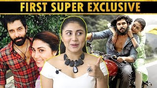 Vikram நீங்க இதுக்கெல்லாம் Worry பண்ணாதீங்க சொன்னாரு..! | Actress Meghali Exclusive Interview
