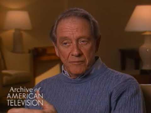 Richard Crenna on the TV movie
