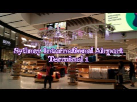 Sydney International Airport Terminal 1