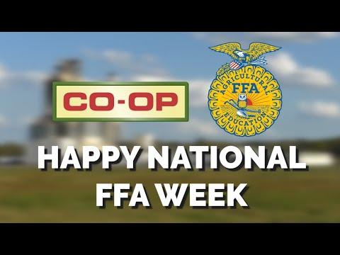National FFA Week is Here!