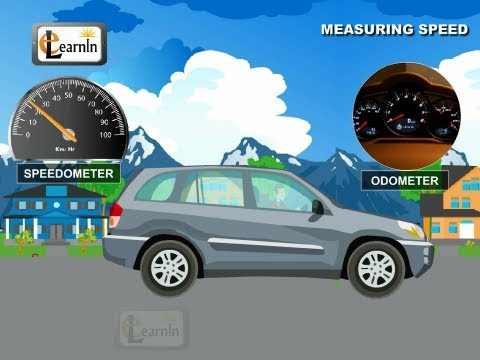 Measuring Speed - Elementary Maths