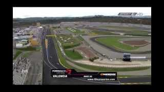 Michael Lewis F3 Euro Series Valencia FULL 2012