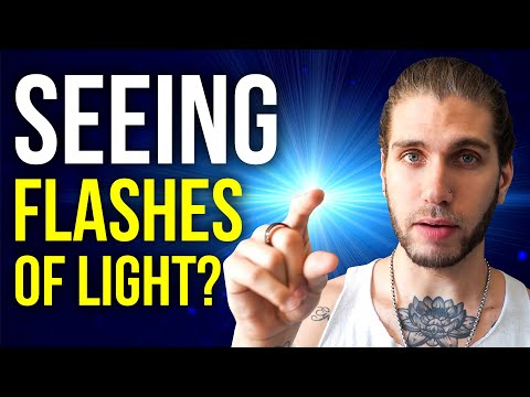 Seeing Flashes Of Light In Your Eyes? 😵
