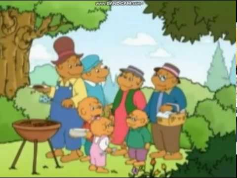 The Berenstain Bears Theme Song (Low Pitch)