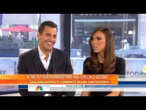 Controversy After Giuliana Rancic Says Marriage Comes Before Baby