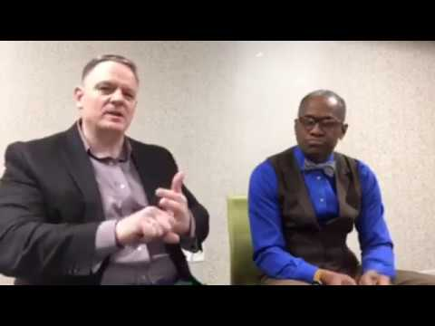George Wheeler & Tom Hall Facebook Live Video