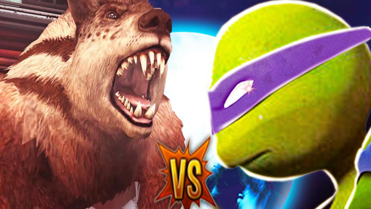 jurassic world the game vs teenage mutant ninja turtles