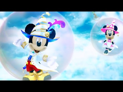disney-magical-world-2-teaser-trailer-2015,-mickey-mouse-and-minnie-mouse-(hd)