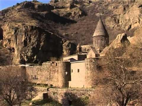 Христианские святыни Армении часть 2