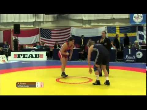 Female Wrestling Klippan Lady Open 2012 8