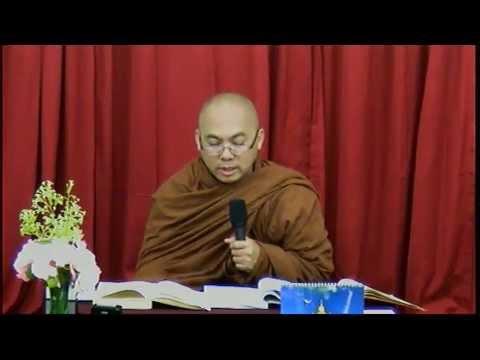 August 17, 2013 Dhamma Class By Ven. Sayadaw Ashin Neminda Bhivamsa at TDS