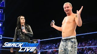 James Ellsworth calls out Asuka: SmackDown LIVE, June 26, 2018