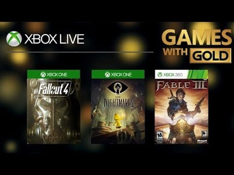 Xbox June 2018 Games With Gold Prediction Kdpie Youtube