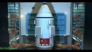 神舟九号飞船发射全程 3D 模拟动画