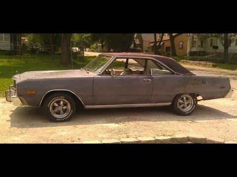 1975 Dodge Dart SE Special Edition 2 Door 318 - YouTube