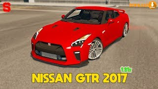 ETS 2: Nissan GTR 2017 with 565 hp engine by mashmixmusic