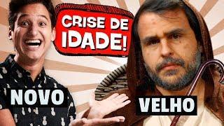 ROLANDINHO e a CRISE DA MEIA IDADE! 👴🏻- ERROS DE GRAVAÇÃO