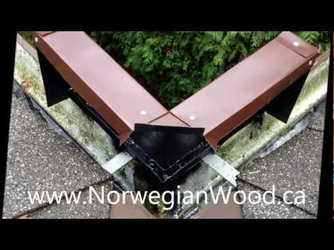 Roof Valley Rain Water Diverter Tests Www Roofvalleywat