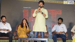 Hit Movie Team Interaction With Media | Vishwak Sen, Nani, Ruhani Sharma