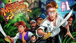 The Secret of Monkey Island ITA [Walkthrough #1]
