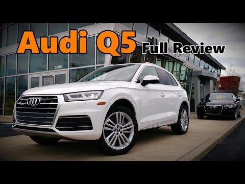 2018 Audi Q5: Full Review | Prestige, Premium Plus & Premium