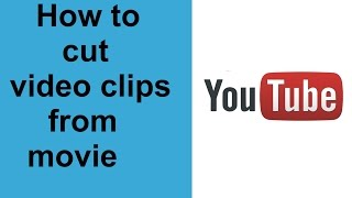 How to cut videos in windows movie maker