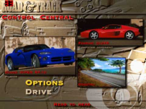 The Need For Speed - NFS (1994-1995) by Taddeus