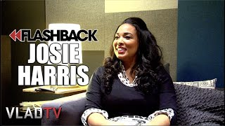 Josie Harris on Being Young & In Love with Floyd Mayweather, Beating Up His Girlfriends (RIP)