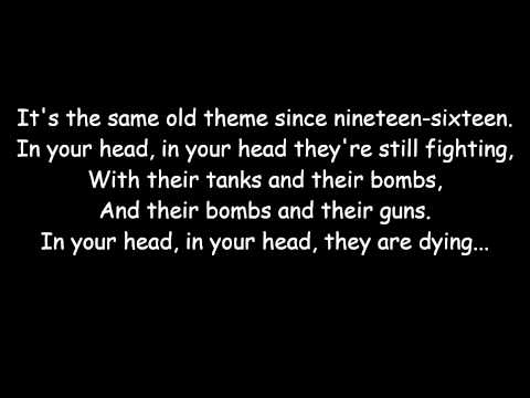 The Cranberries  Zombie lyrics