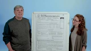 Registering to Vote -- Made Easy!