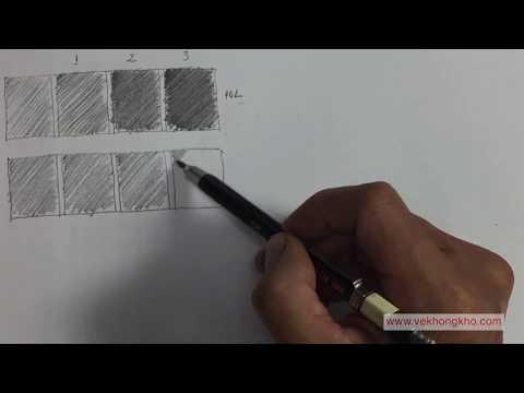 Hướng dẫn học vẽ căn bản 02 - vẽ không khó