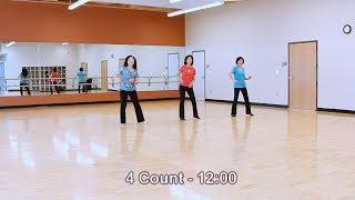 Guilty As Hell - Line Dance (Dance & Teach)