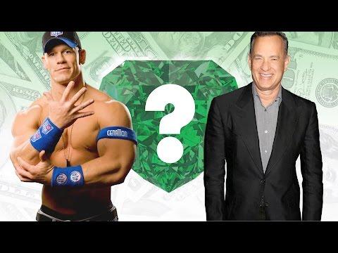 WHO'S RICHER? - John Cena or Tom Hanks?...