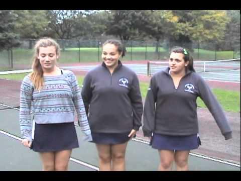 Our Lady of Mercy High School - Varsity Tennis - 2011