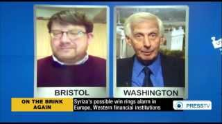 Greece vs banksters: will peoples' Syriza party precipitate default, Euro exit, global crash?