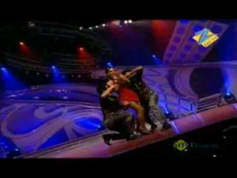 Lux Dance India Dance Season 2 Jan. 15 '10 - Kunwar, Kruti & Parvez.