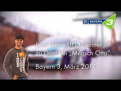 JP Kraemer bei Bayern 3