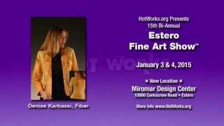 Estero Fine Art Show - January 3 & 4, 2015 - Miromar Design Center