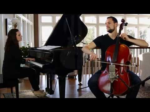 Nothing Else Matters  Metallica Piano Cello   Brooklyn Duo