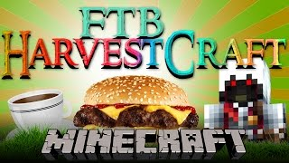 FTB Infinity: Pam's HarvestCraft Basics!