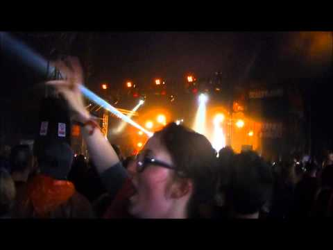 Andrew W.K.-Party Hard-Live At Download Festival-13/6/2015