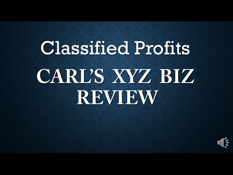 Classified Profits Review - Watch This! Classified Profits Bot