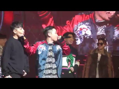 [4K] 160213 AOMG CONCERT TOUR IN BUSAN - ENCORE [FULL]