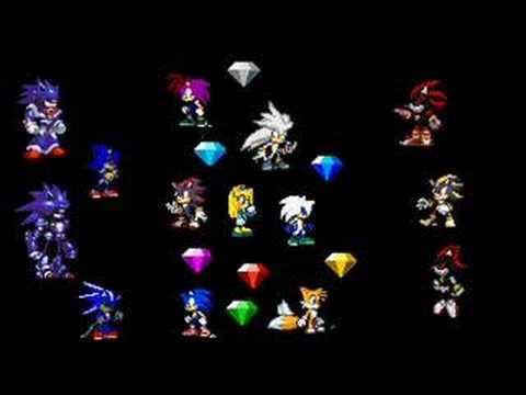 Sonic sprites movie