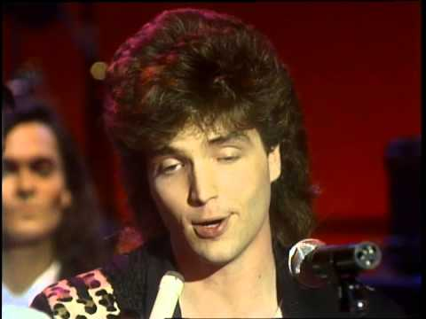 American Bandstand 1987- Interview Richard Marx