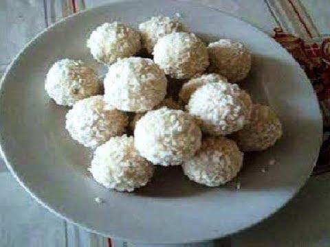 Конфеты Рафаэлло в домашних условиях--Raffaello candies