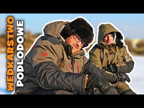 Wędkarstwo podlodowe - Corona Fishing i Wędkarska Przygoda na rybach - Opowieści wędkarskie [WP]