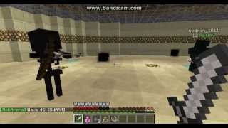 MINECRAFT SERVER JUMPER: ep 1 Mob Arena