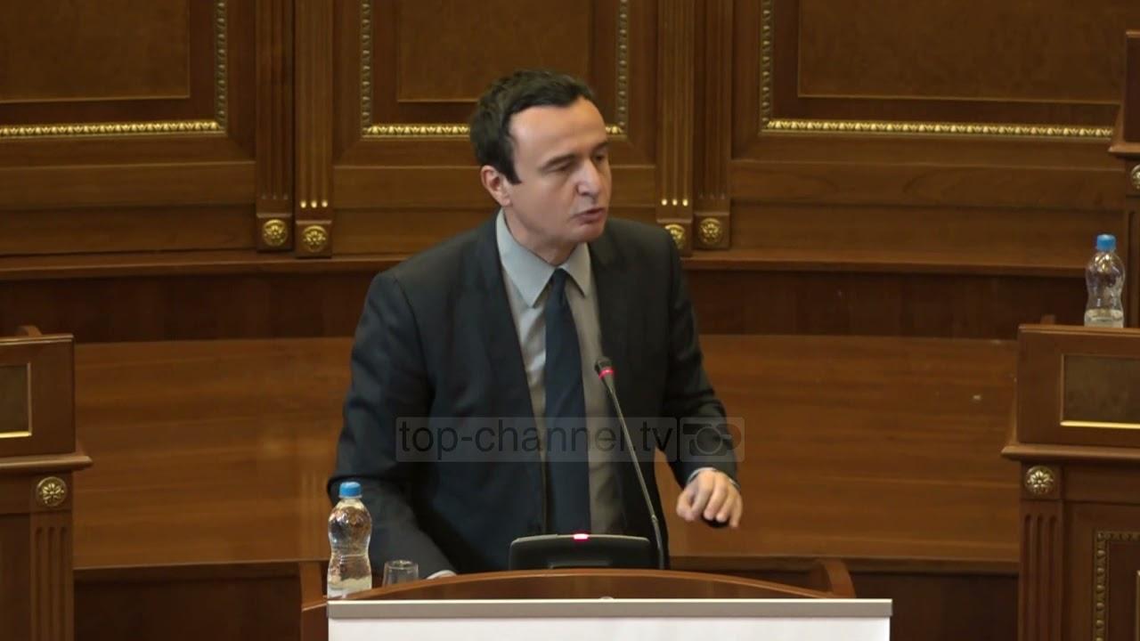 """Download Top Channel/ Kurti e Haradinaj përplasen për aksionin në veri: """"Ti prisje në zyrë kriminelë serbë""""!"""
